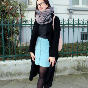 Outfit // Pastellige Farbtupfer