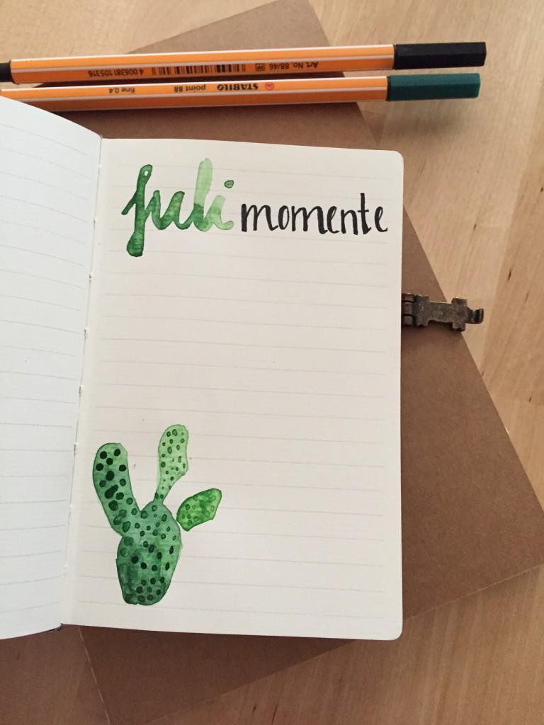 Juli-Momente Paperbanks