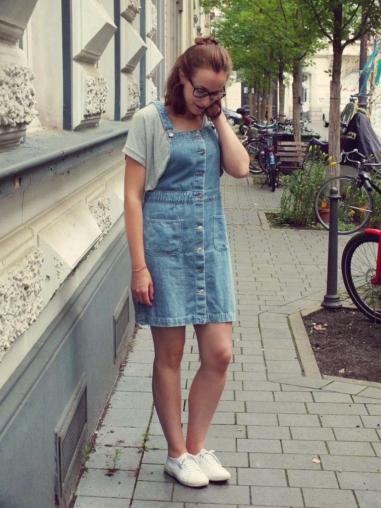 Outfit // Jeanskleid mit Altstadtflair