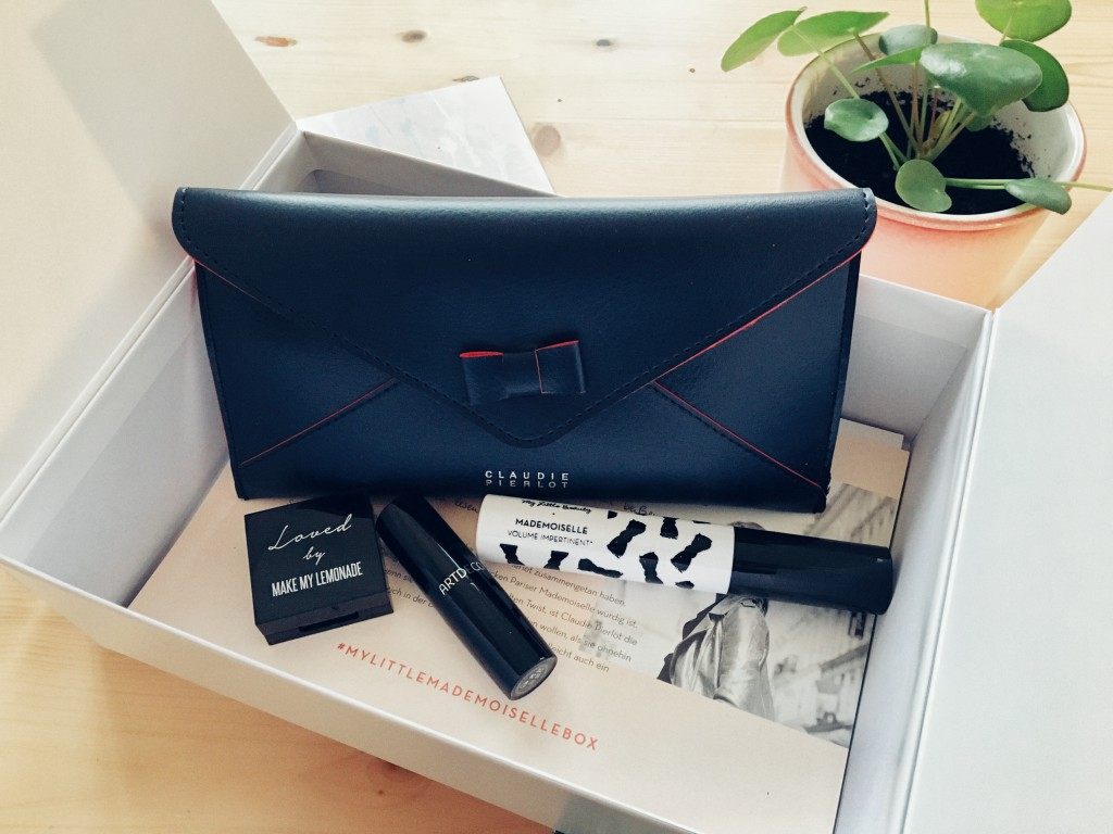 Inhalt der My Little Box von September