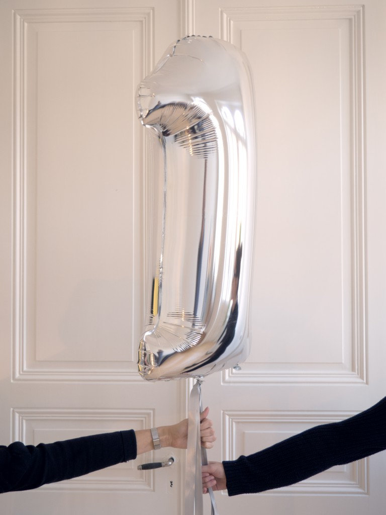 Hurra // Unser Blog wird ein Jahr!