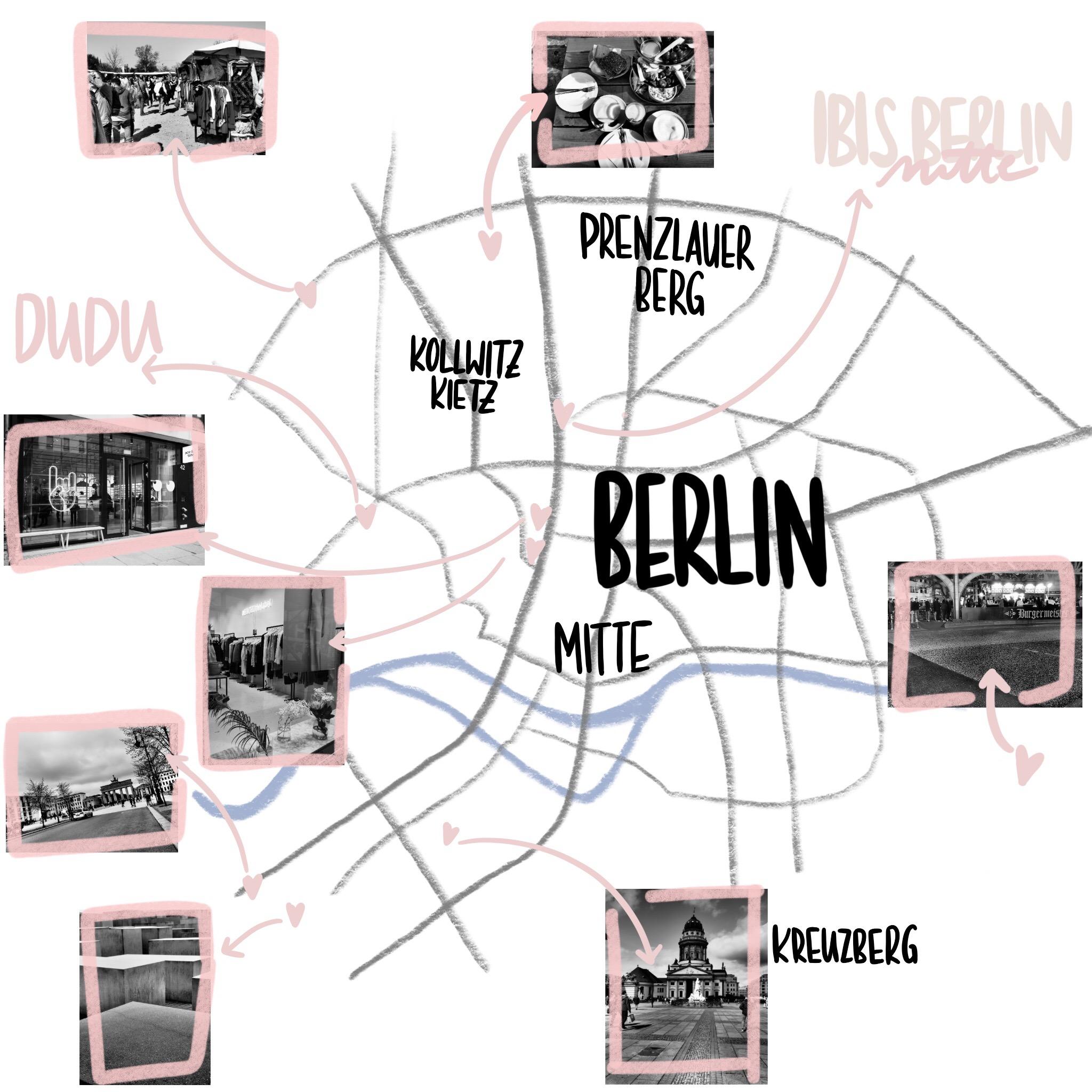 Travel // Hauptstadtliebe Berlin
