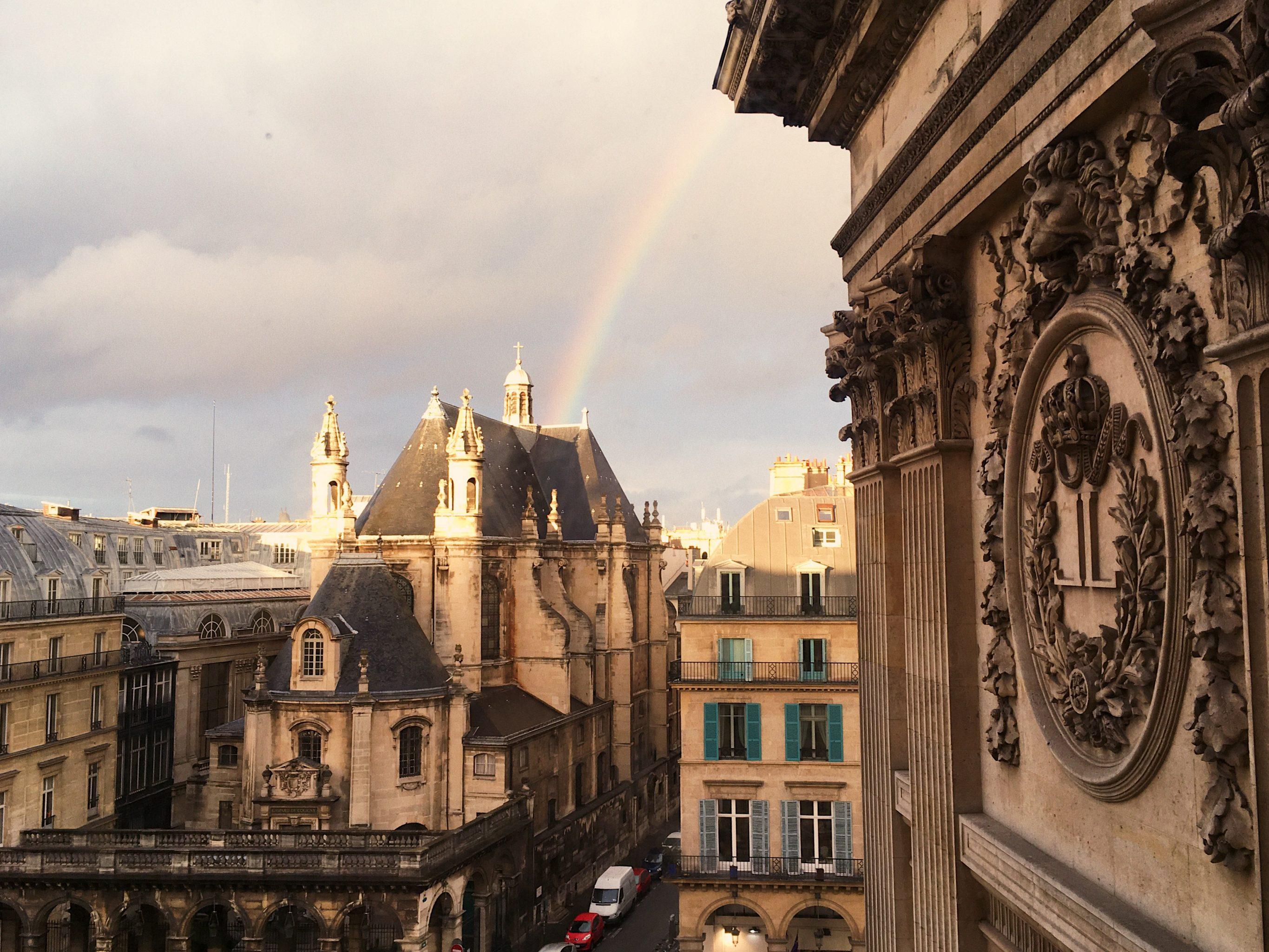 Paris Regenbogen