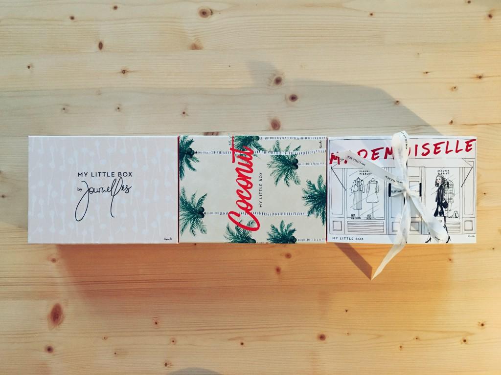 Drei My Little Boxes, Juli bis September